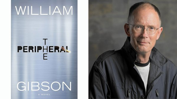 Author William Gibson. (by Michael O'Shea)