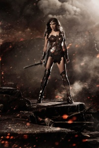 Wonder Woman Gal Gadot